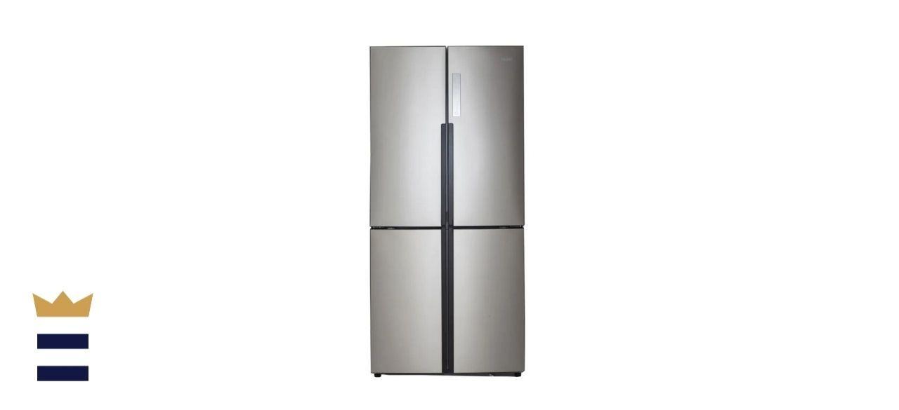 Haier Quad French Door Refrigerator