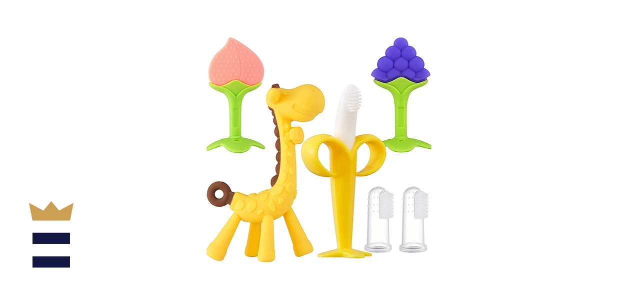 HAILI XMGQ Baby Teething Toys