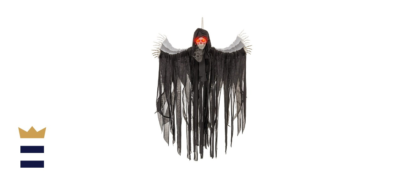 Halloween Haunters Animated Reaper decoration