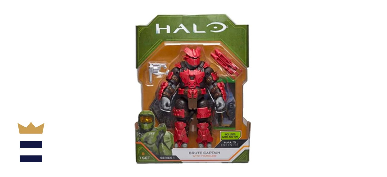 Halo 4-Inch World of Halo Brute Captain and Mangler