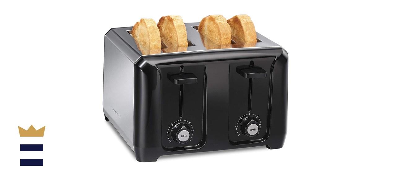 Hamilton Beach 4-Slice Extra-Wide Slot Toaster