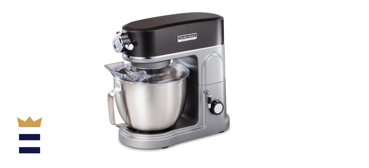 Hamilton Beach Professional 4.5-Quart 12-Speed Stand Mixer