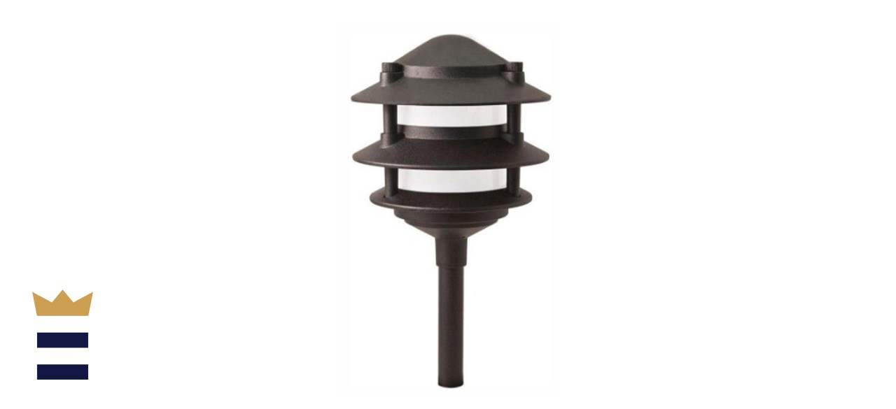 Hampton Bay 3-Tier LED Landscape Lights