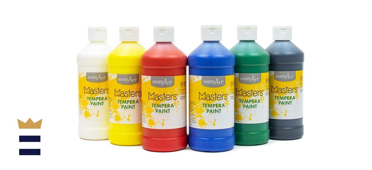 Handy Art Little Masters Tempera Paints Set