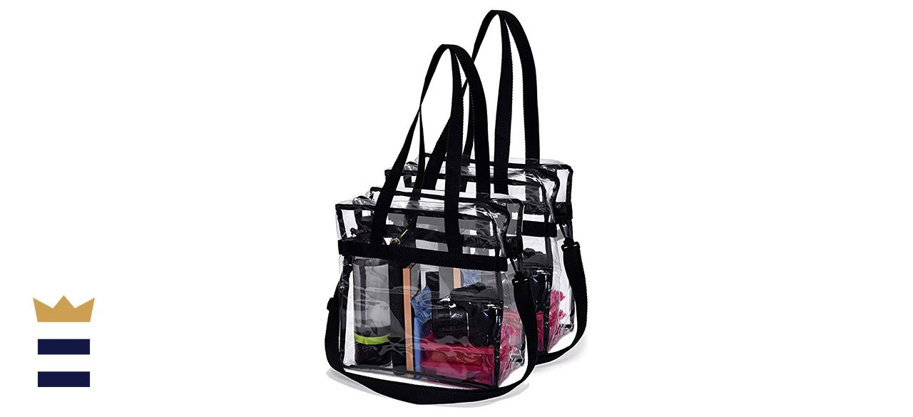 Handy Laundry's Clear Tote Bag