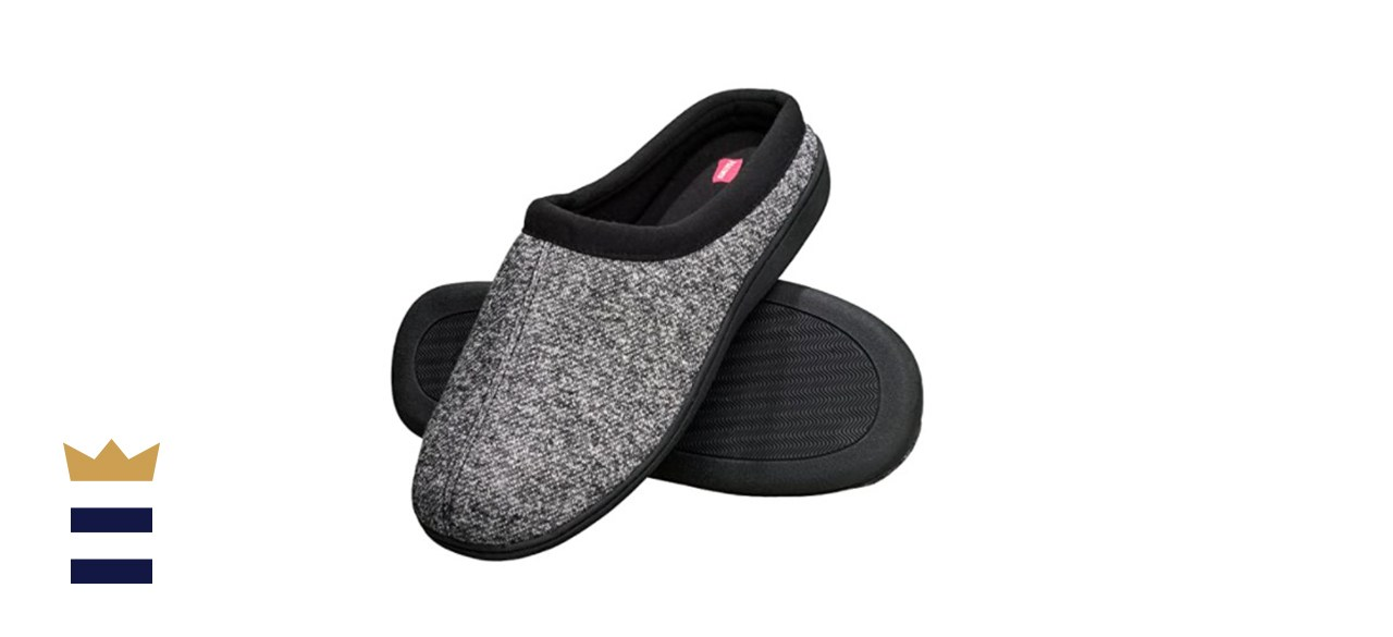 Hanes Comfort Soft Everyday Clog Slippers