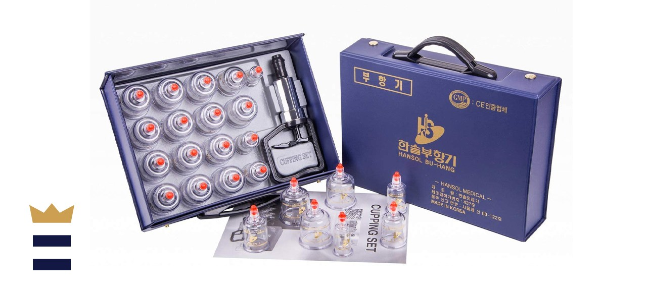 Hansol Cupping Therapy Equipment Set
