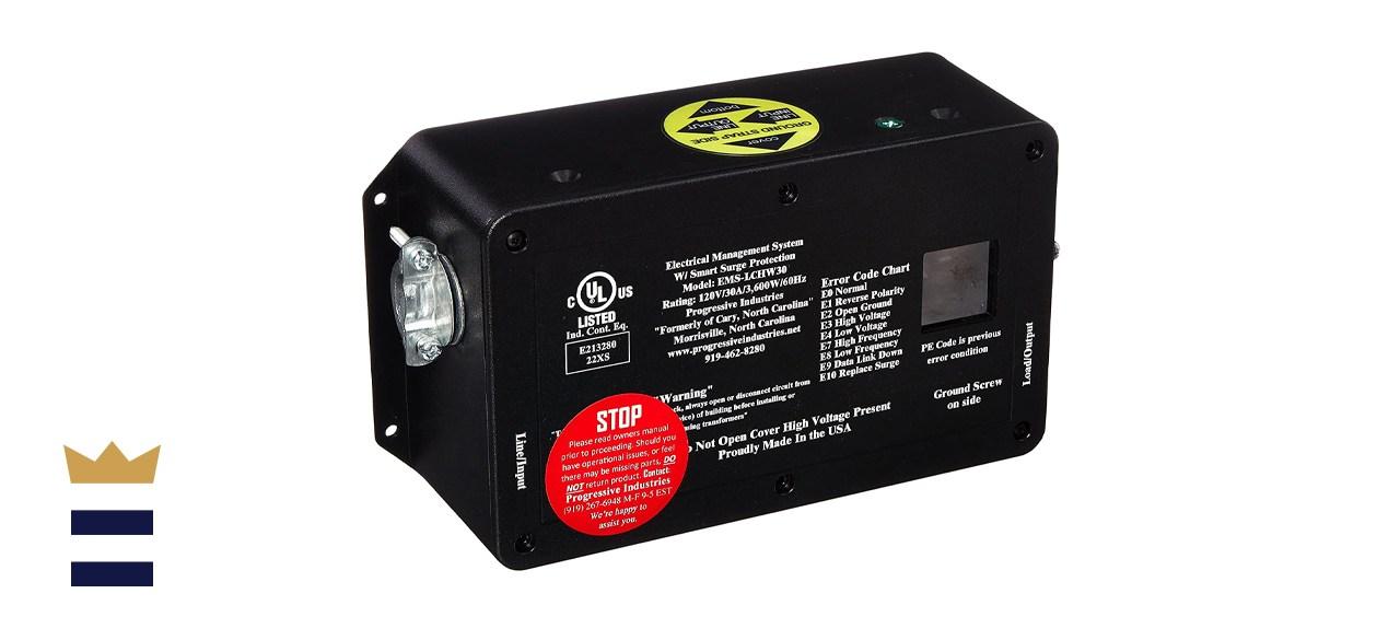 PROGRESSIVE INDUSTRIES EMS-LCHW30 Hardwired RV Surge
