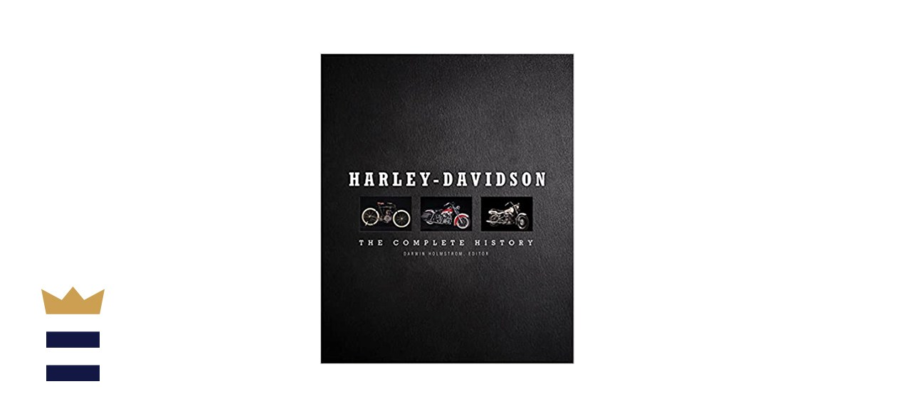 Harley-Davidson: The Complete History Illustrated Book