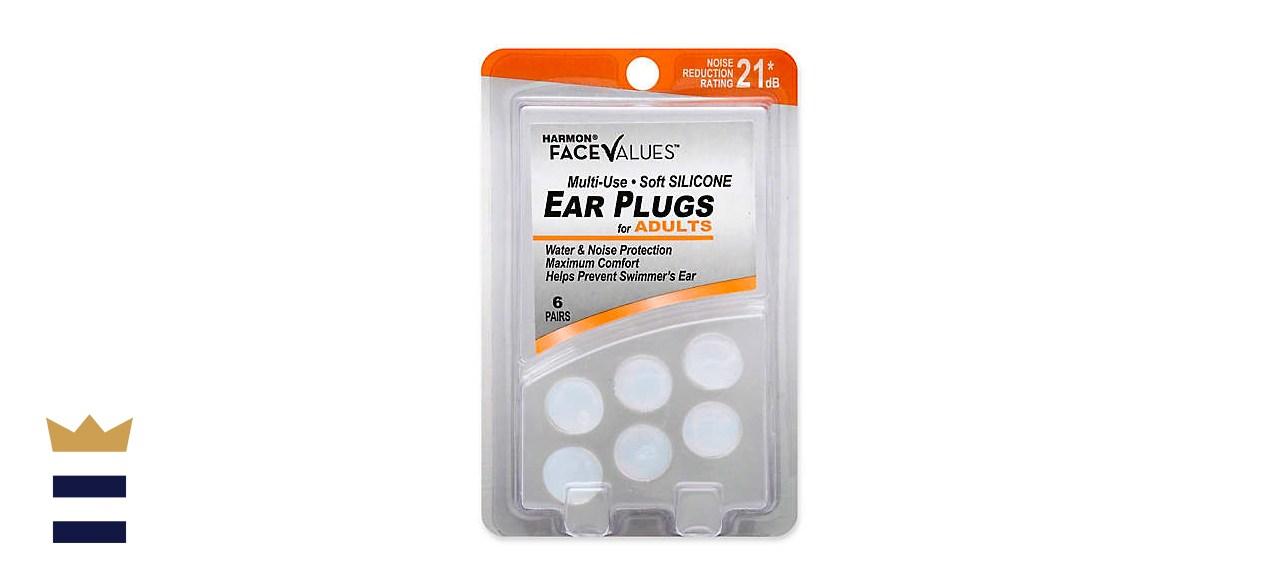 Harmon Face Values Soft Silicone Ear Plugs