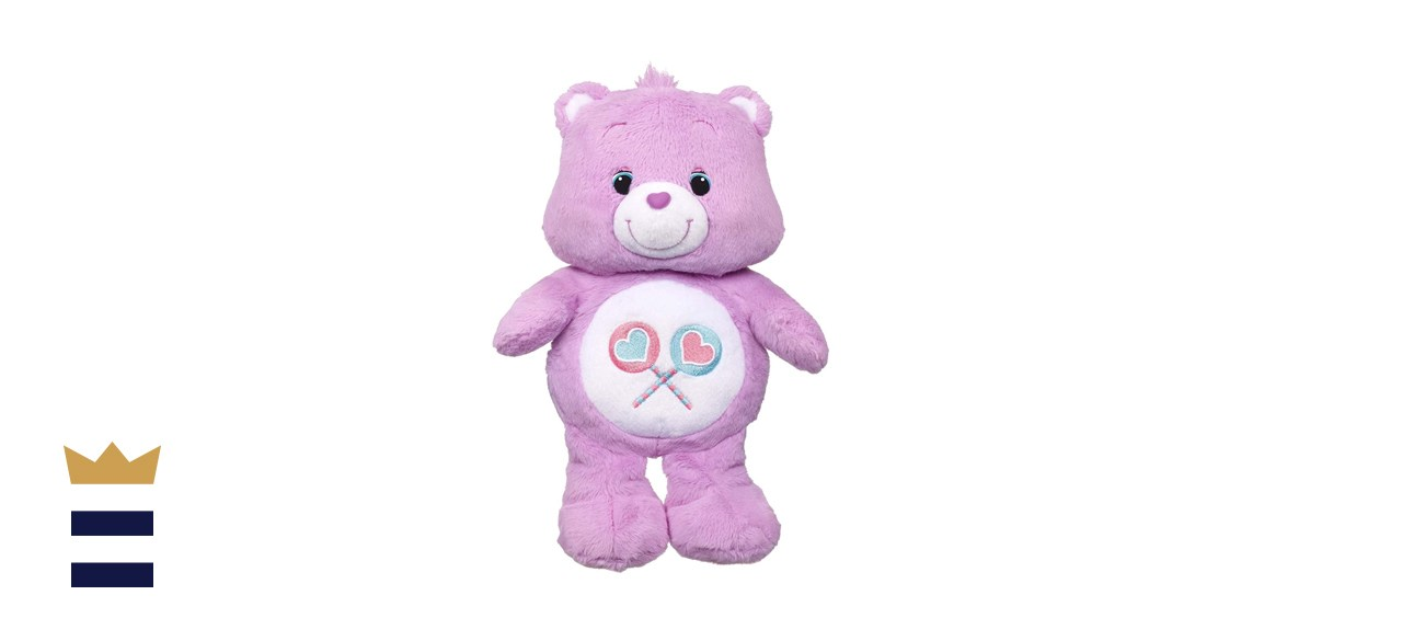 Hasbro Care Bears Share Bear Toy with DVD