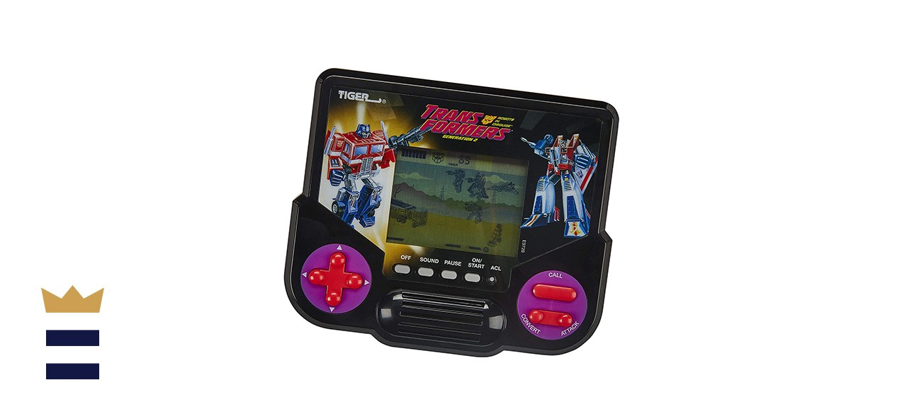 Hasbro Gaming Tiger Electronics Transformers Robots in Disguise Handheld Electronic Game