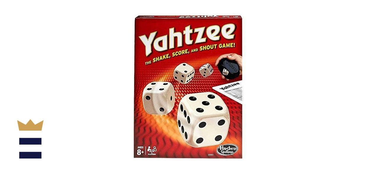 Hasbro Gaming Yahtzee Dice Game