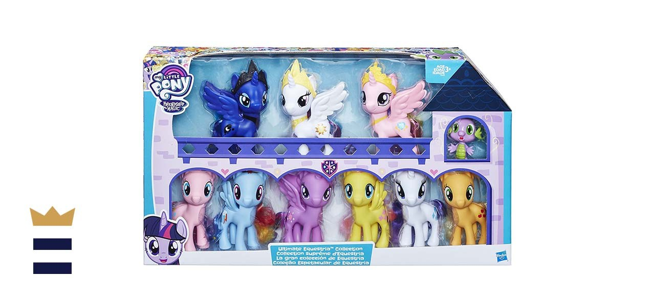 Hasbro My Little Pony Friendship is Magic Toys Ultimate Equestria Collection
