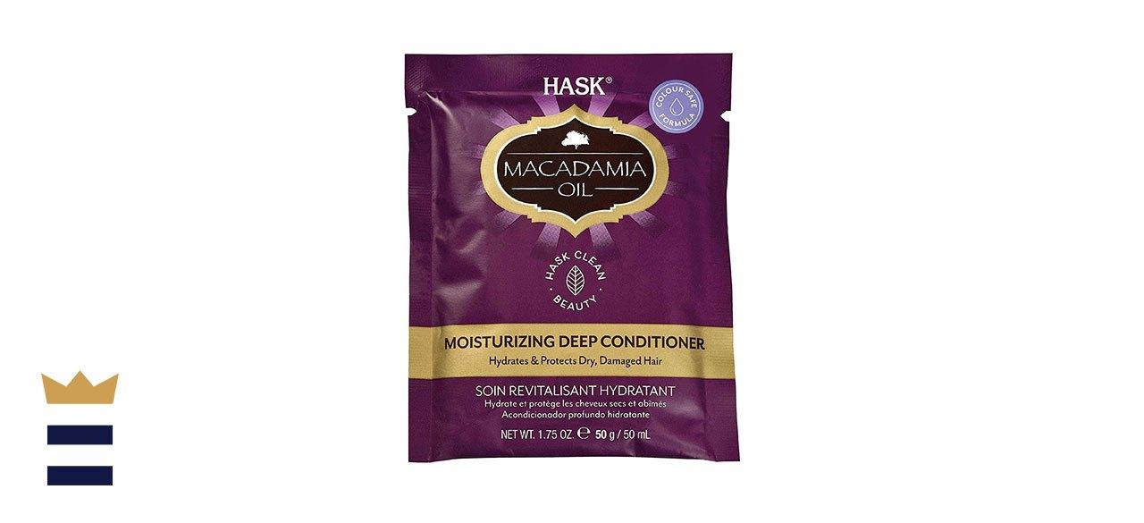 Hask Macadamia Oil Moisturizing Deep Conditioning Treatment Packet