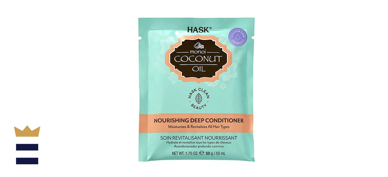 Hask Manoi Coconut Oil Nourishing Deep Conditioning packet