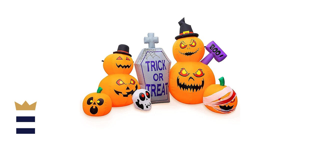 HBlife 8-Foot Inflatable Halloween Decorations