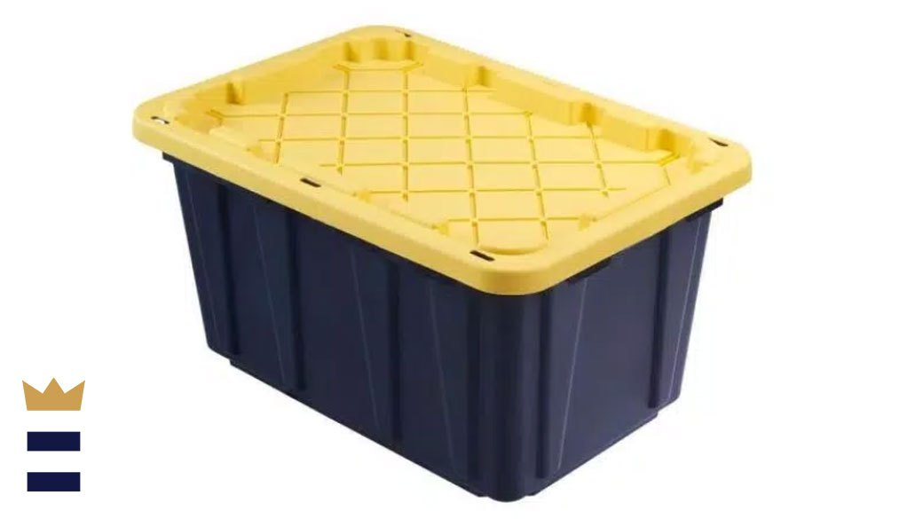 Air-tight storage bins