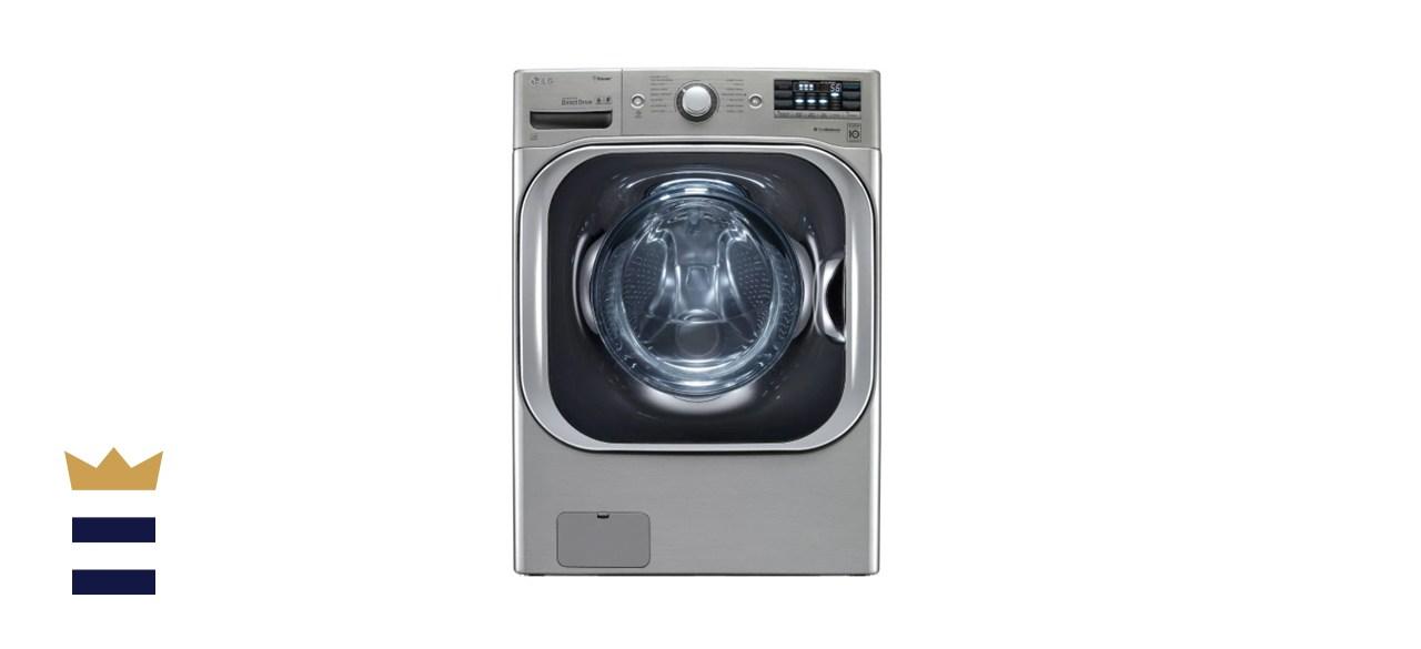 HE Mega Capacity Front Load Washing Machine