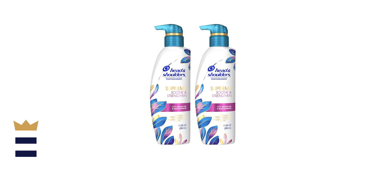 Head & Shoulders Supreme Soothe & Strengthen Shampoo and Conditioner