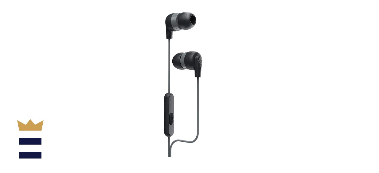 Skullcandy Ink'd Plus In-Ear Earbud - Black
