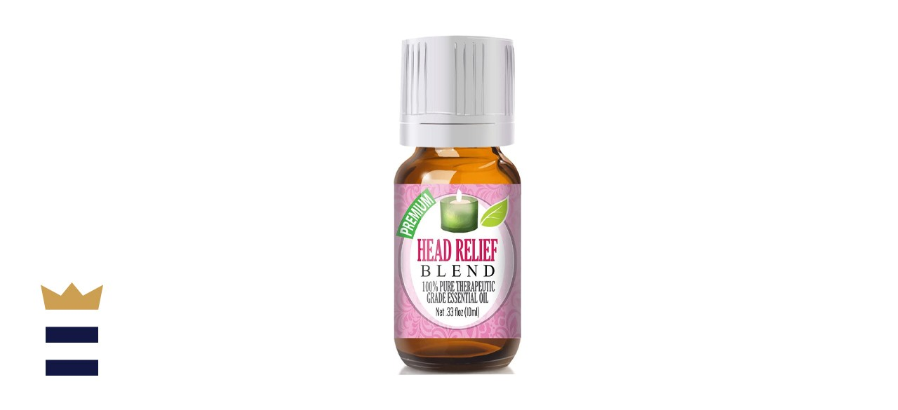 Healing Solutions Head Relief Oil Blend
