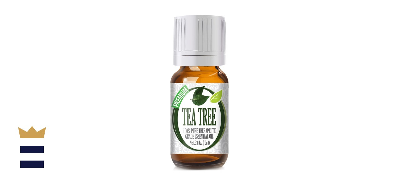 Healing Solutions Tea Tree 100% Pure Therapeutic Grade Essential Oil