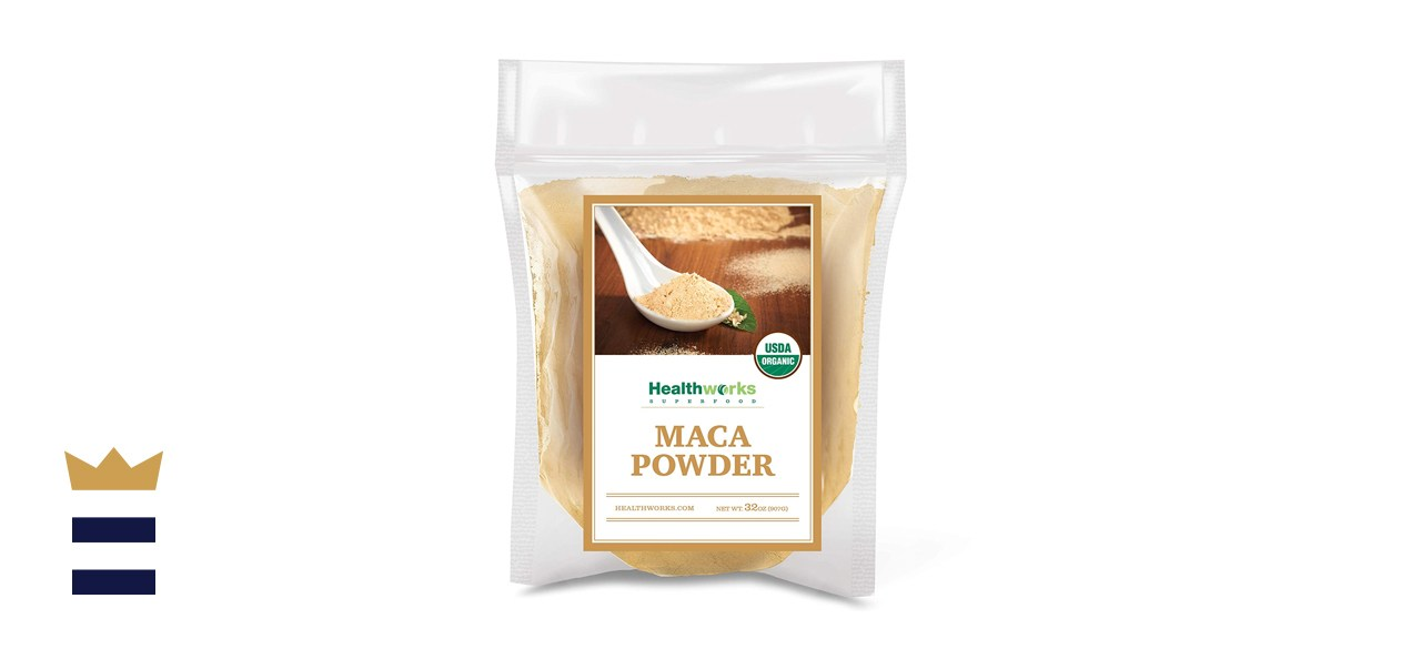 Healthworks Raw Peruvian Maca Powder