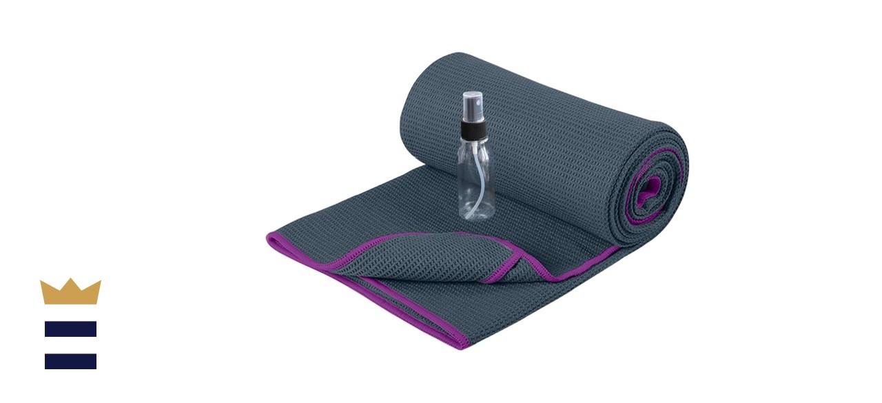 Heathyoga Microfiber Yoga Towel