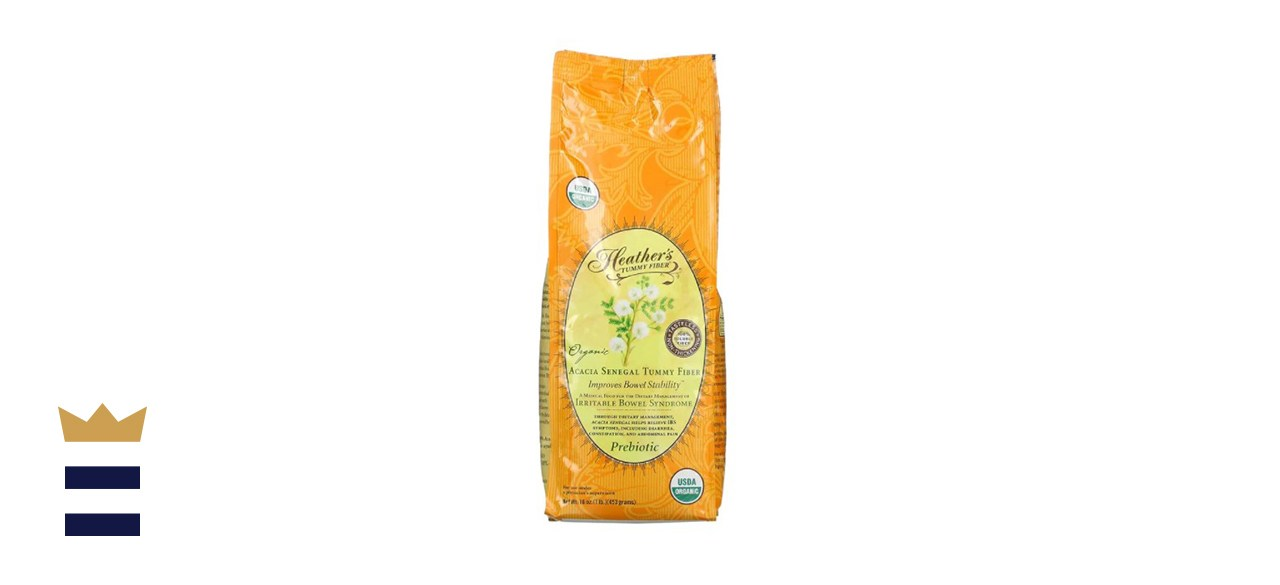 Image of organic gum arabic fiber