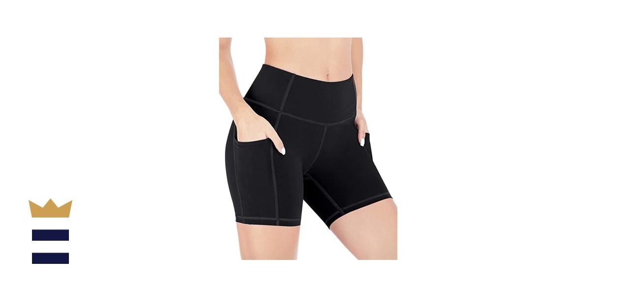 Heathyoga Biker Shorts