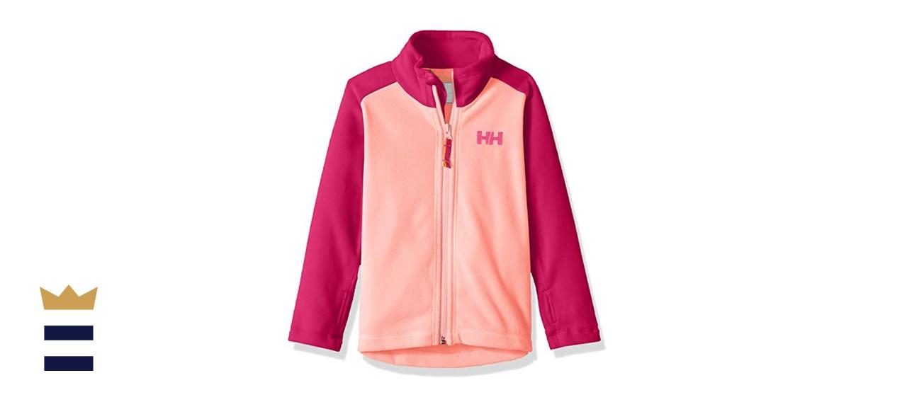 Helly-Hansen Kids Daybreaker Full-Zip Fleece Jacket