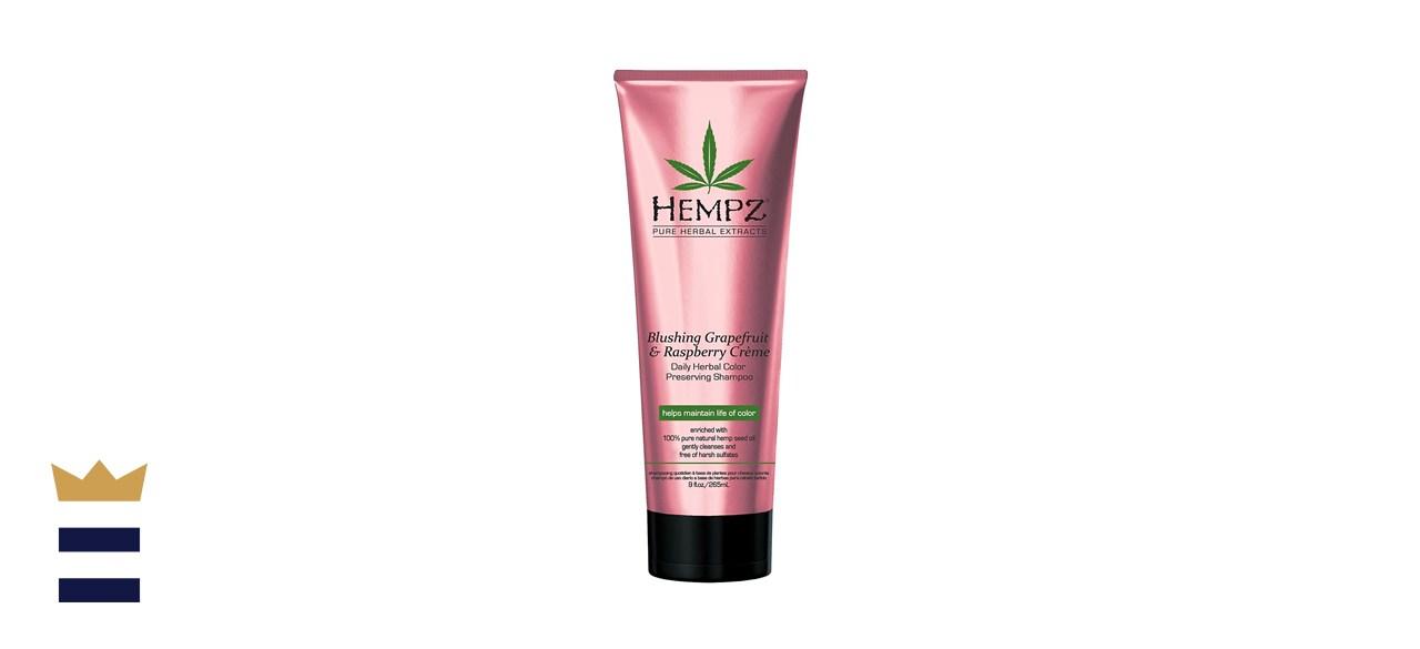 Hempz Blushing Grapefruit & Raspberry Creme Color Protector Shampoo