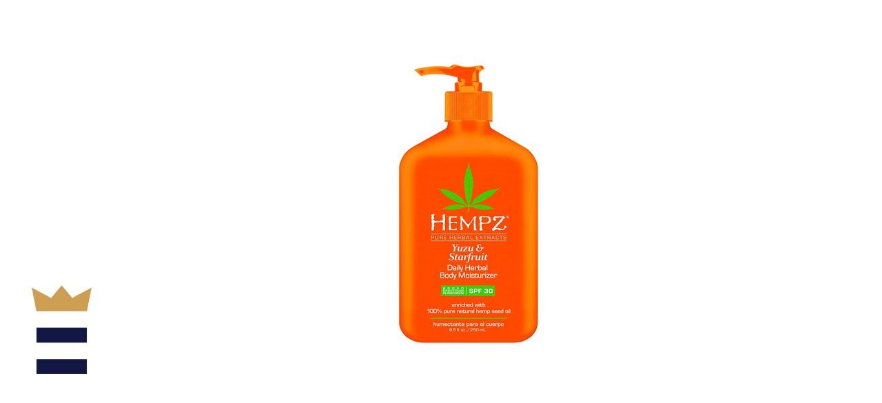 Hempz Daily Herbal Lotion SPF 30