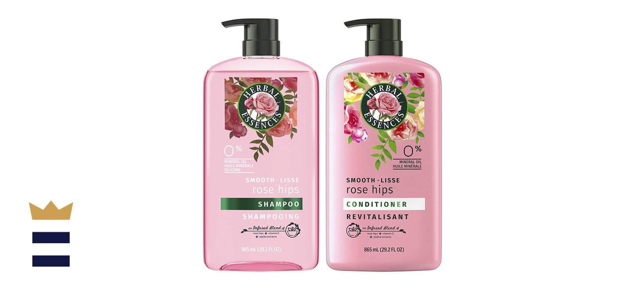 Herbal Essences Rose Hip Shampoo and Conditioner
