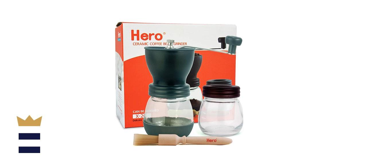 Hero Manual Coffee Grinder