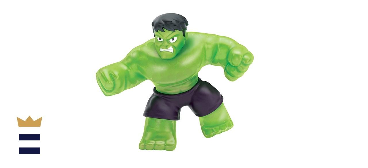 Heroes of Goo Jit Zu Licensed Marvel Hero Pack - Hulk