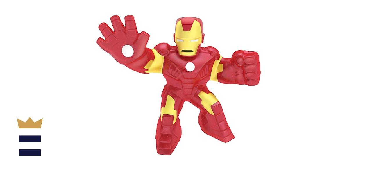Heroes of Goo Jit Zu Iron Man