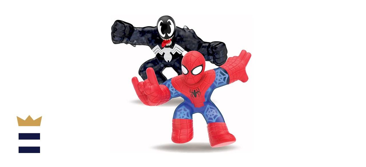 Heroes of Goo Jit Zu Spider-Man vs Venom