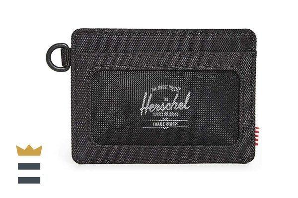 herschel rfid card case