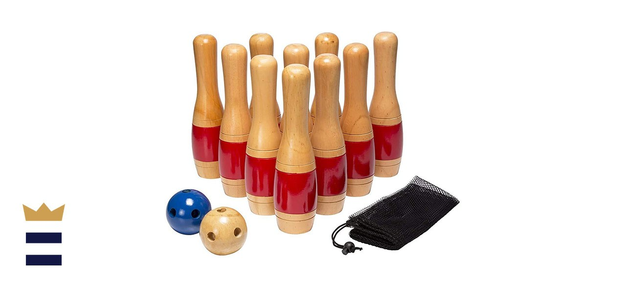 Hey! Play! Lawn Bowling Game