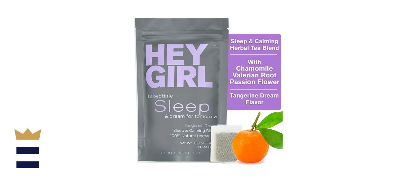 Hey Girl Tea Store Herbal Tea Sleep Aid