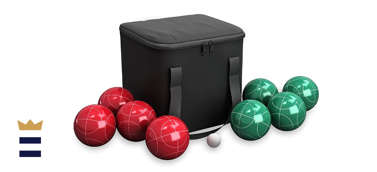 Hey! Play! Family Bocce Ball Set