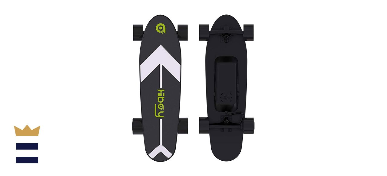 Hiboy's Electric Skateboard with Wireless Remote