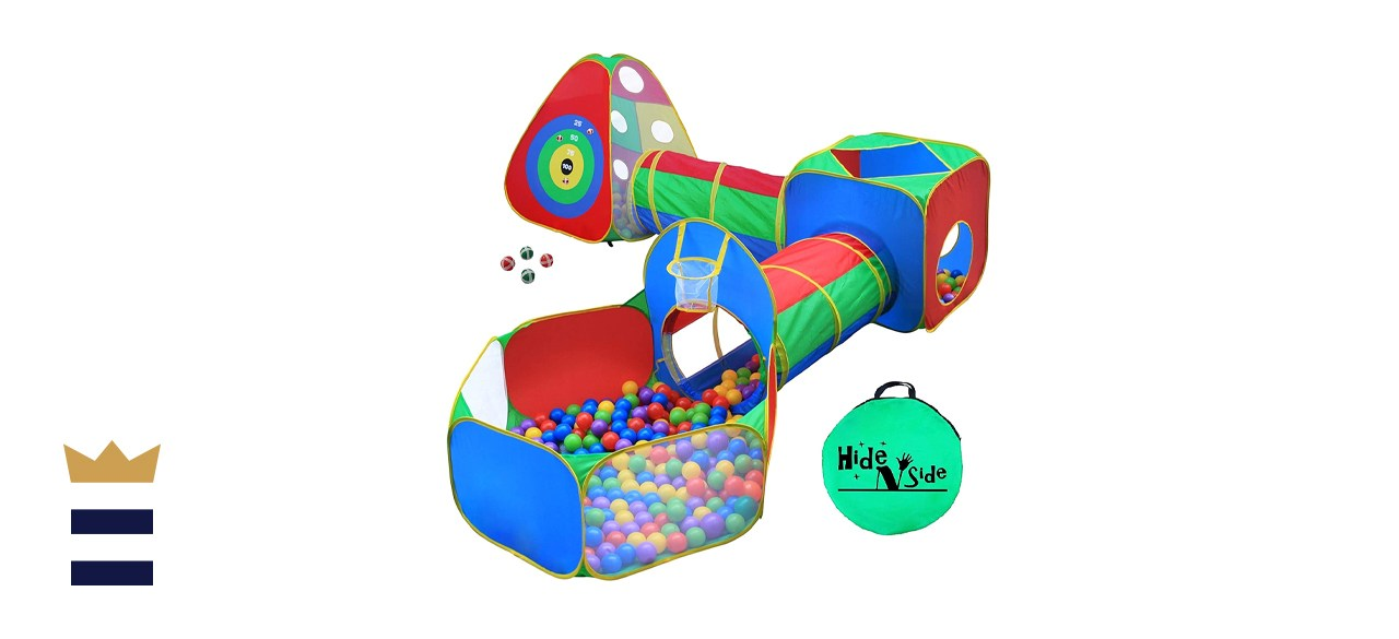 Hide N Side Kids Ball Pit Tents and Tunnels