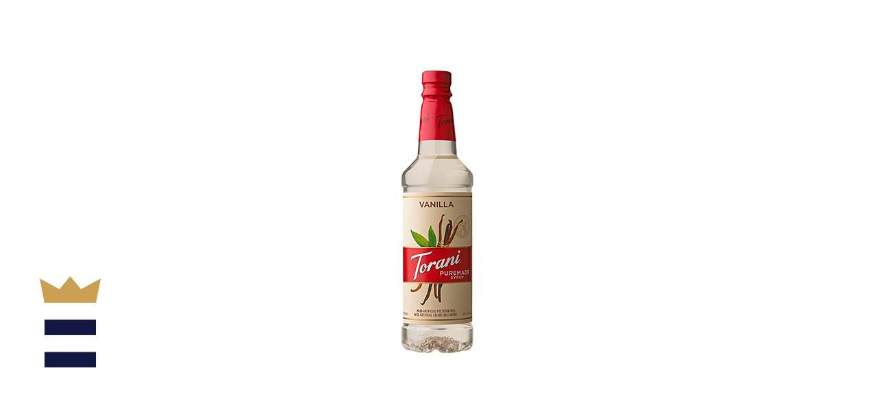 Torani Puremade Vanilla Syrup