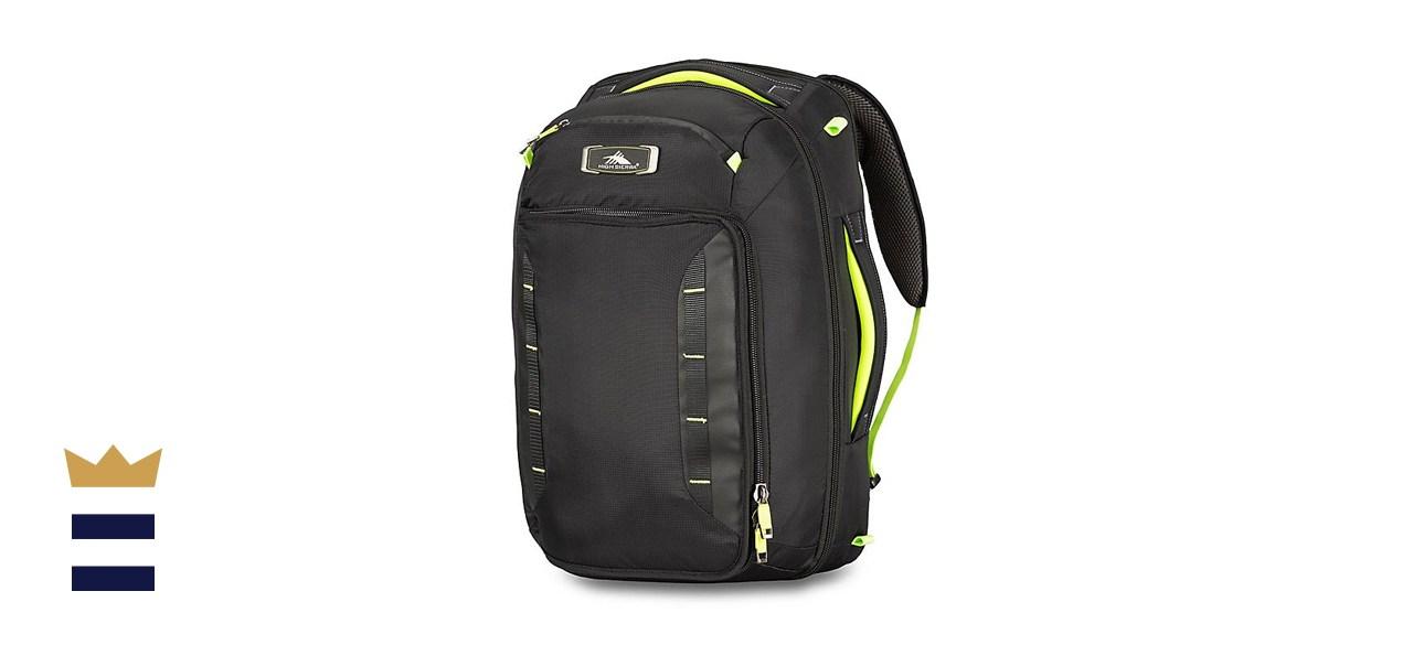 High Sierra AT8 22-Inch Convertible Duffle Bag