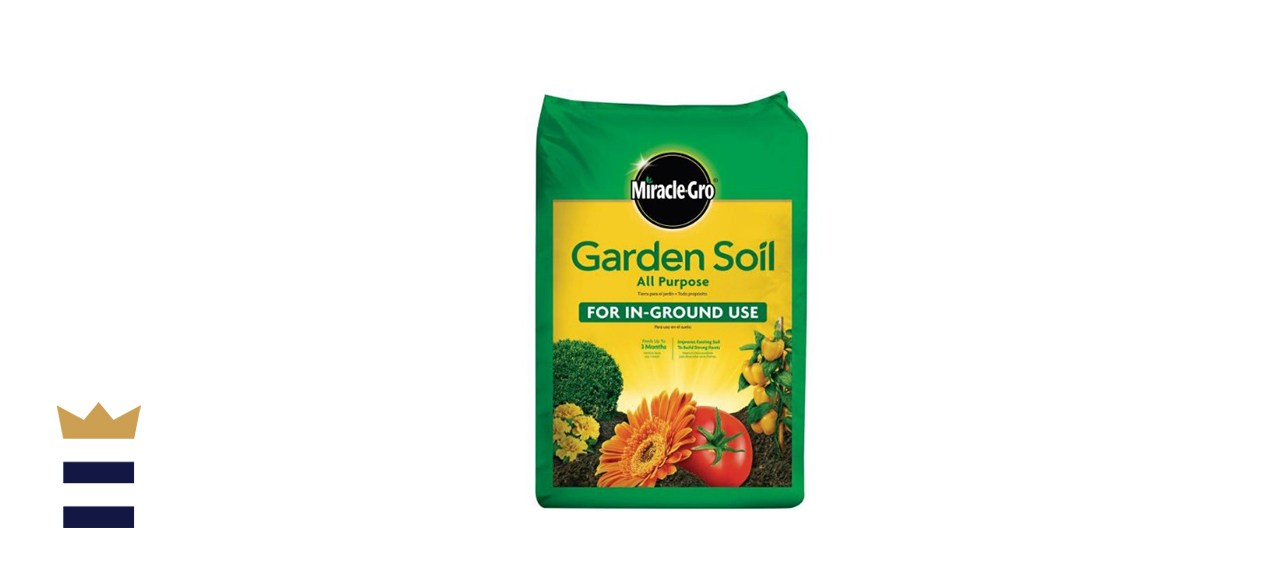 Garden Soil All Purpose for In-Ground Use, 0.75 cu. ft.
