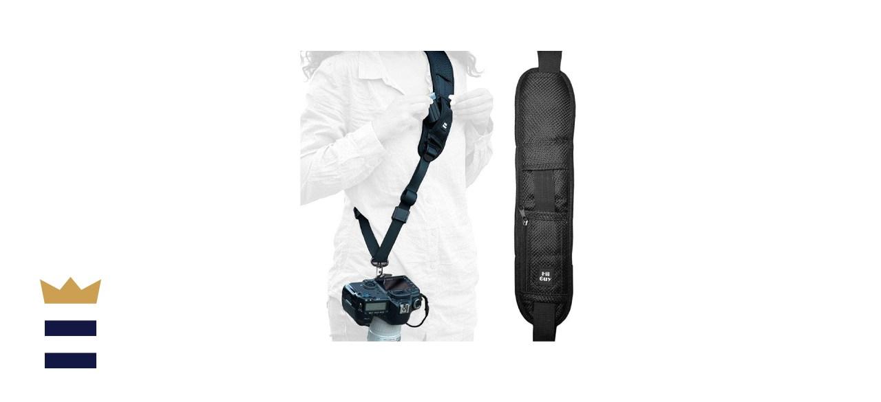 HiiGuy Camera Strap Adjustable Padded Sling