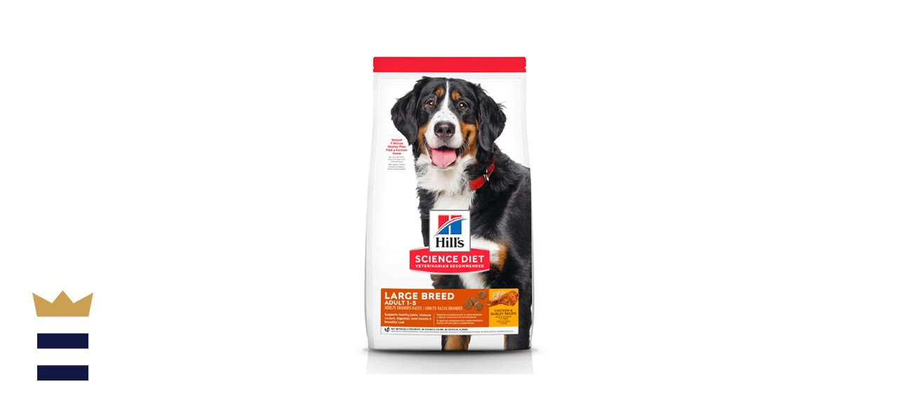 Hill Science Diet Adult Large Breed Dog Food